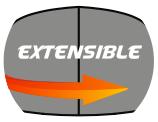Flexfit closure